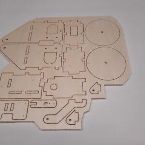 Scru-FE2 Holzbauteile CNC